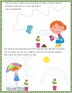 Nursery Tracing : Plants and Water