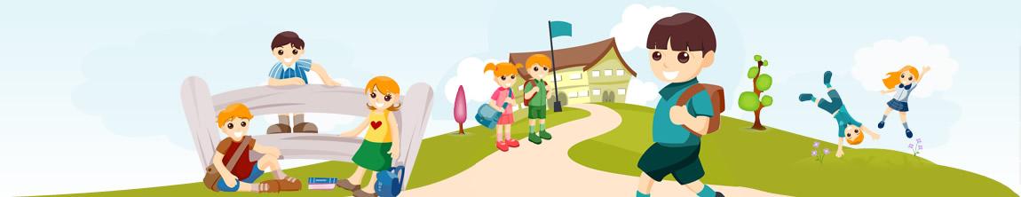 Main UpToSchoolWorksheets Banner Image