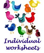 Individual sheet Access